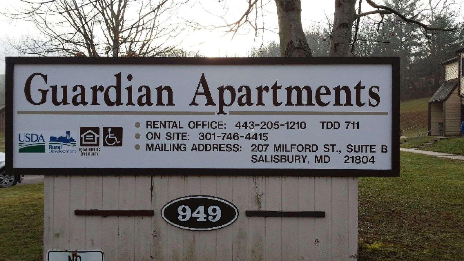 Image of Guardian Apartments