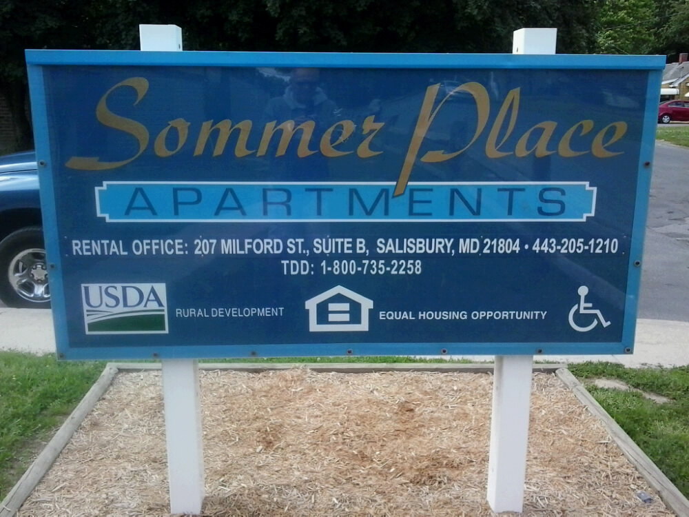 Image of Sommer Place Apartments in Princess Anne, Maryland