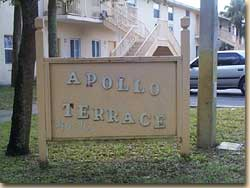 Image of Apollo Terrace in Hollywood, Florida