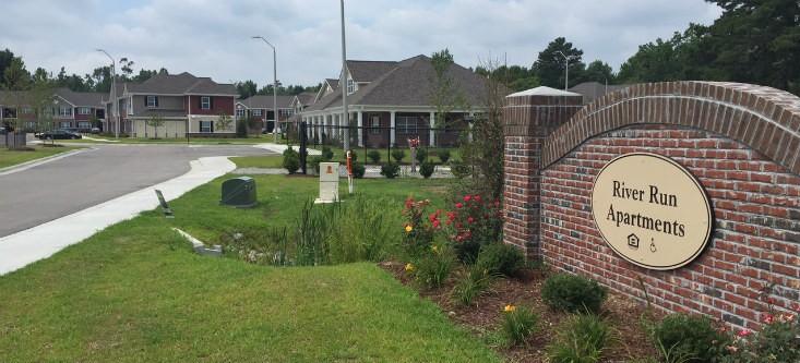 Image of River Run Apartments in Chocowinity, North Carolina