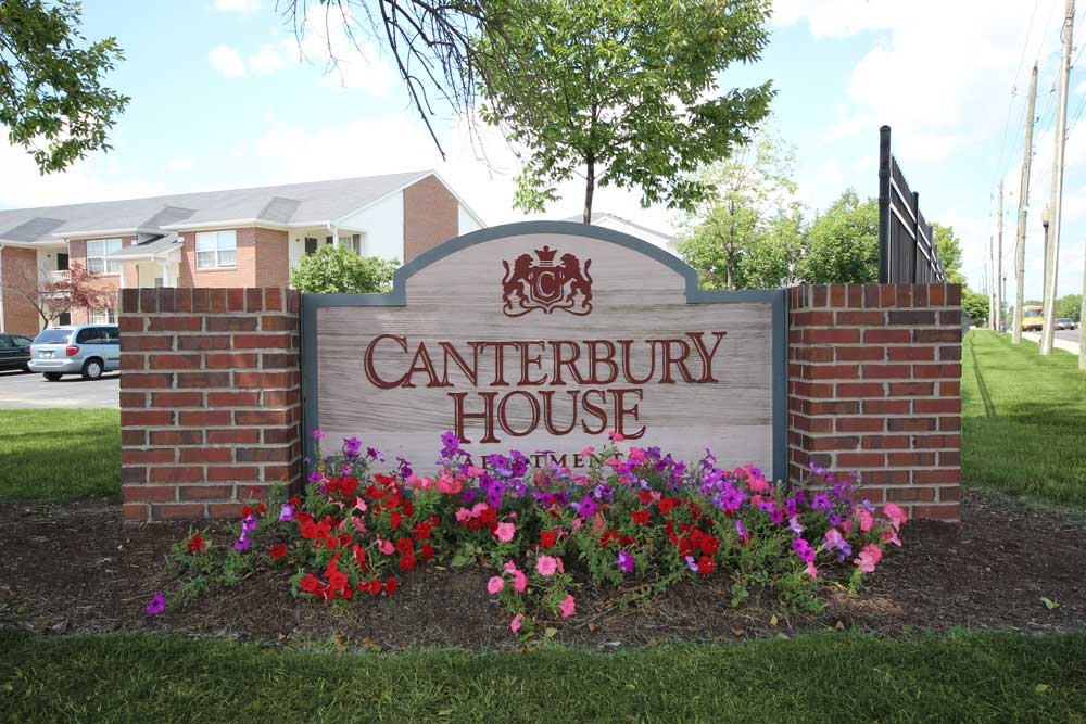 Image of Canterbury House Apartments - Franklin Road II