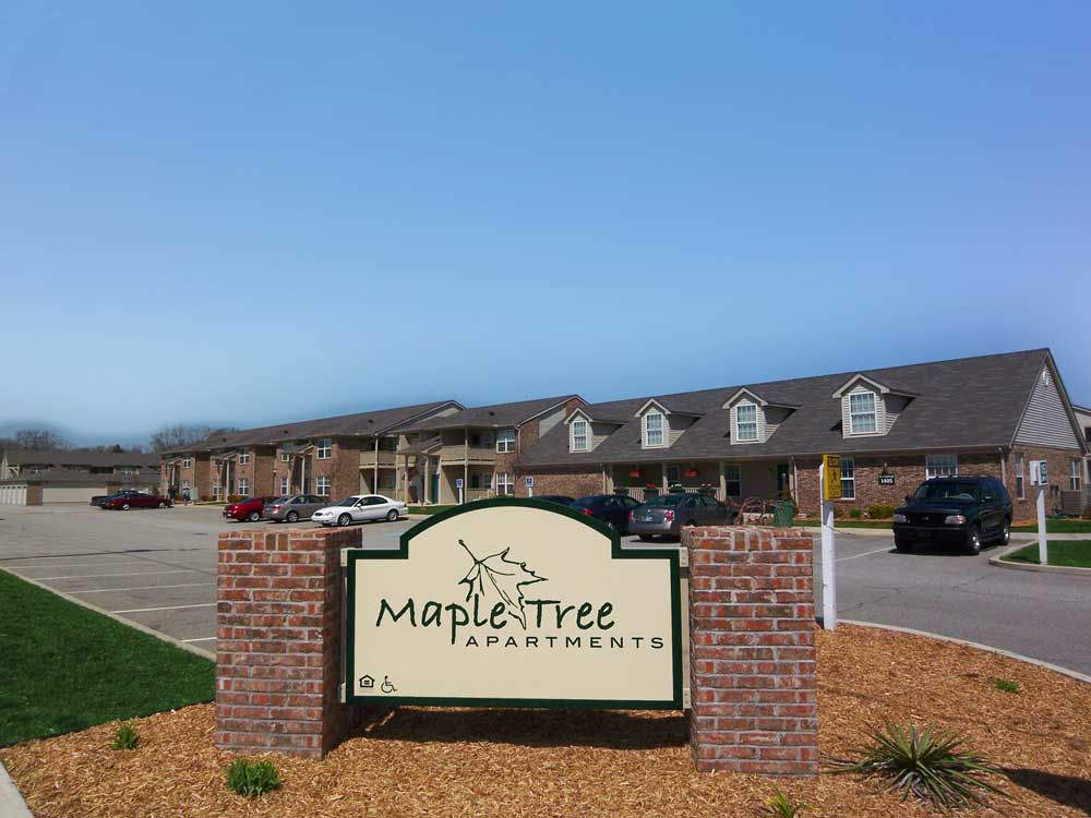 Image of Maple Tree Apartments II in La Porte, Indiana