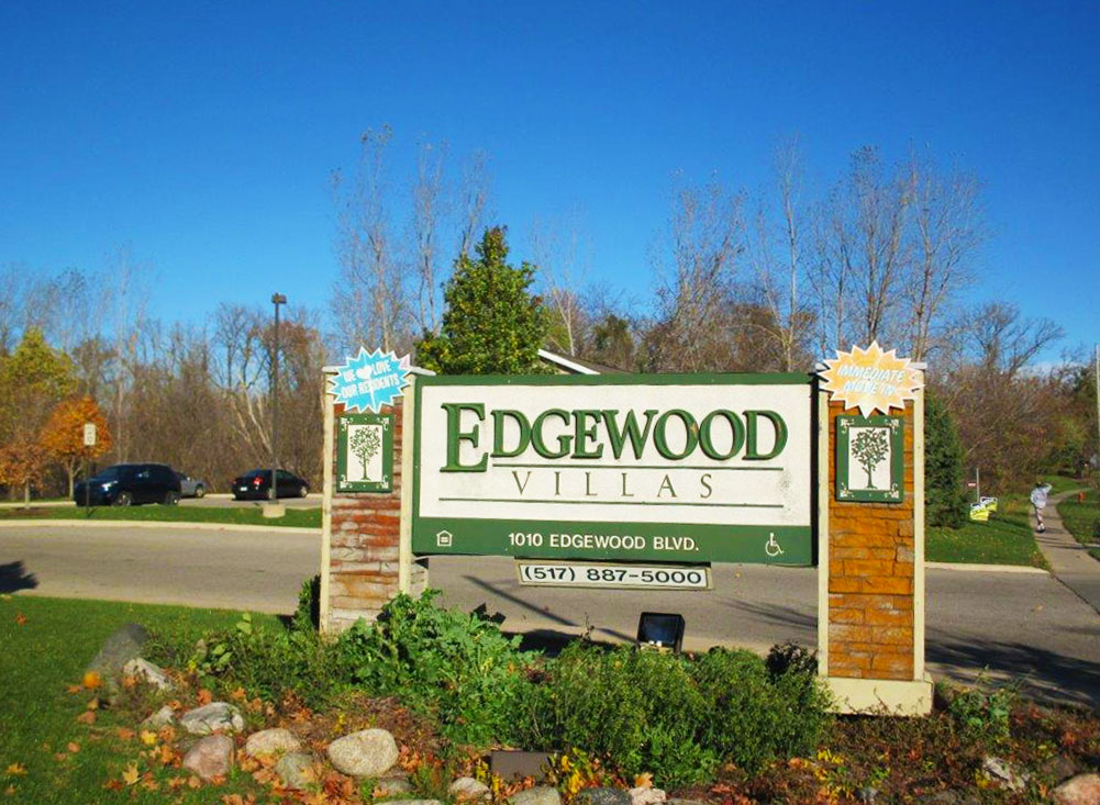 Image of Edgewood Villas in Lansing, Michigan