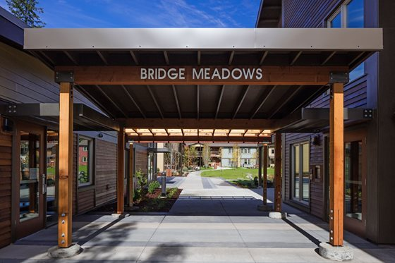 Image of Bridge Meadows Beaverton