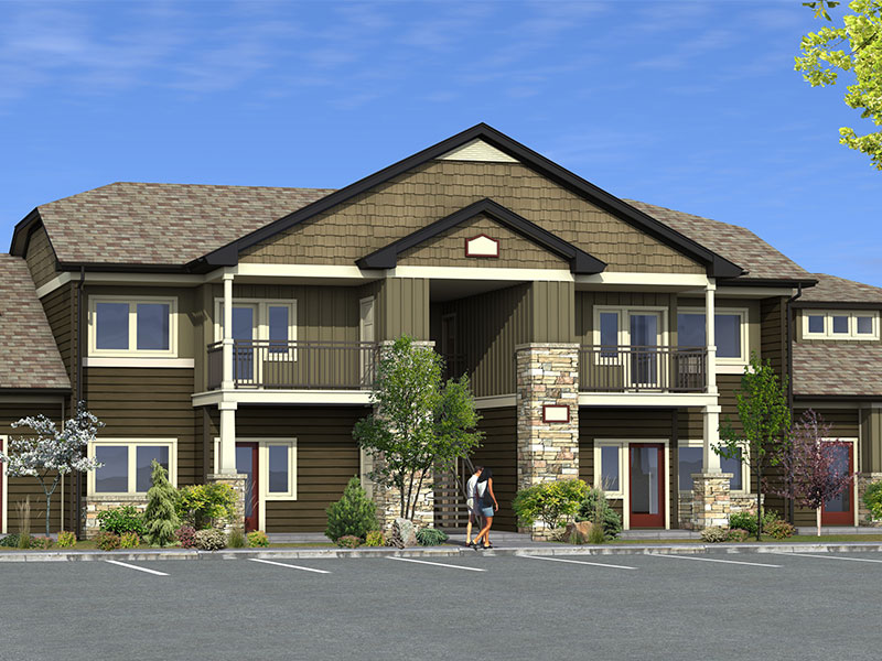 Image of Moon Valley Apartments in Star, Idaho