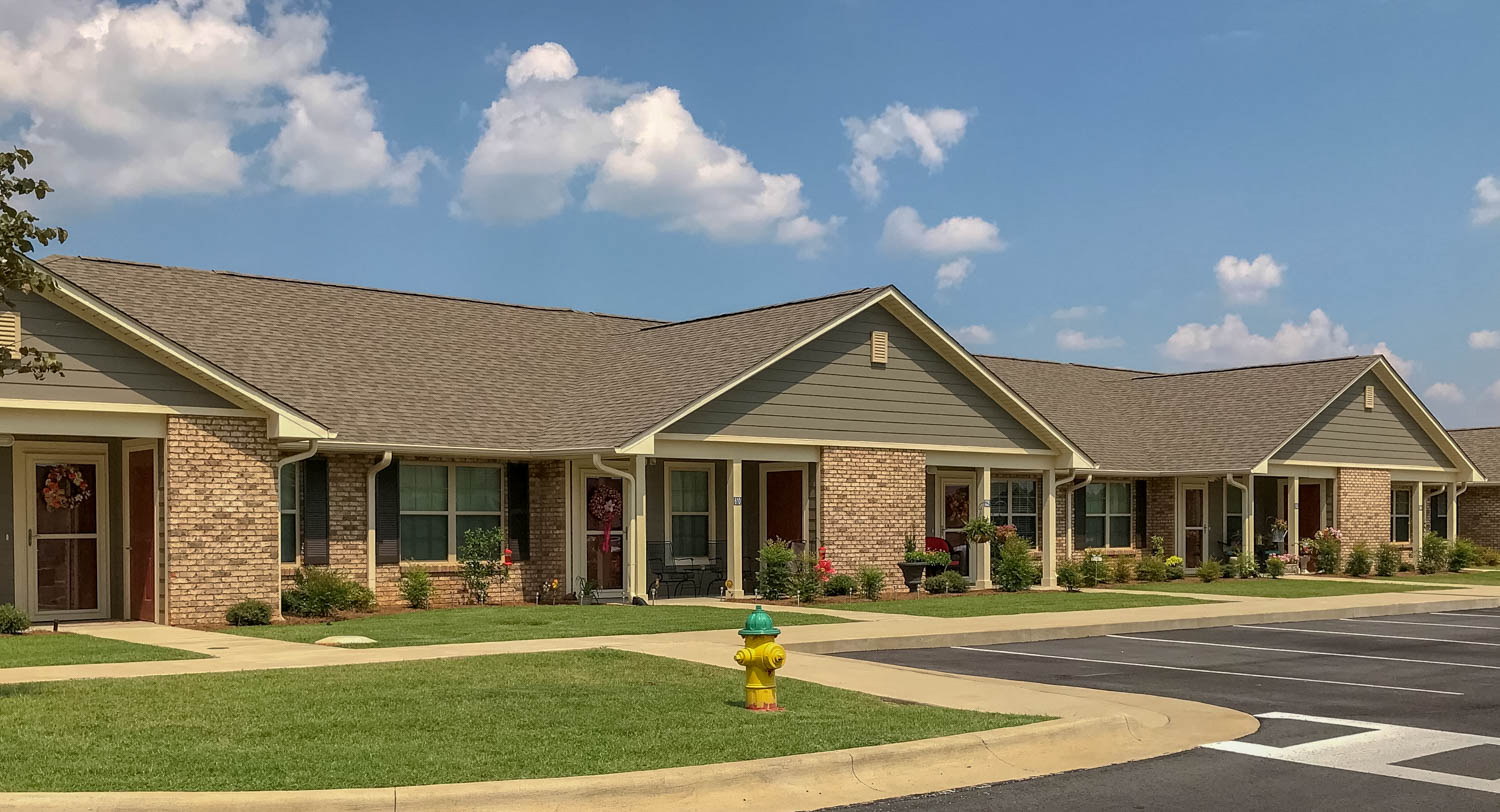 Low Income Apartments in Florence, Alabama