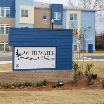 Image of Whitewater Village in Phenix City, Alabama