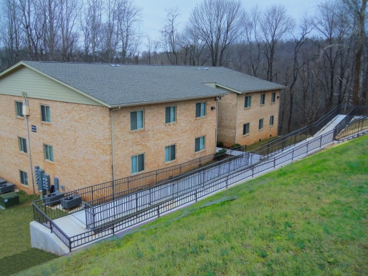 Image of Maplewood Apartments in Martinsville, Virginia