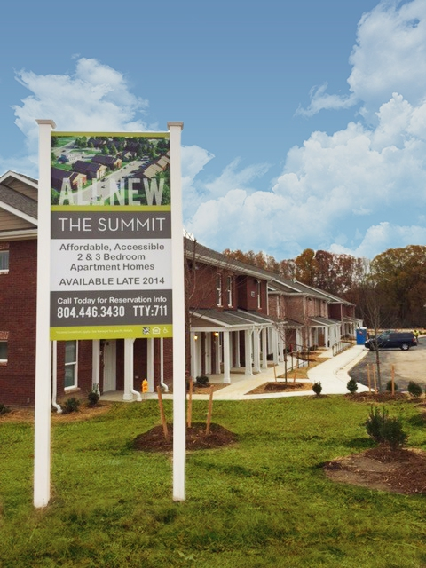 Image of The Summit Apartments in Hopewell, Virginia