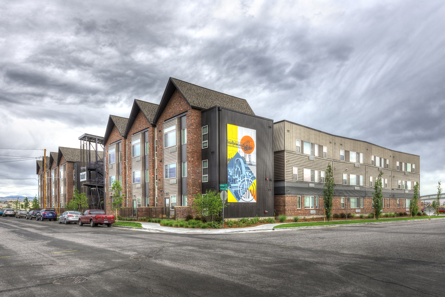 Image of Foundry Apartments in Englewood, Colorado