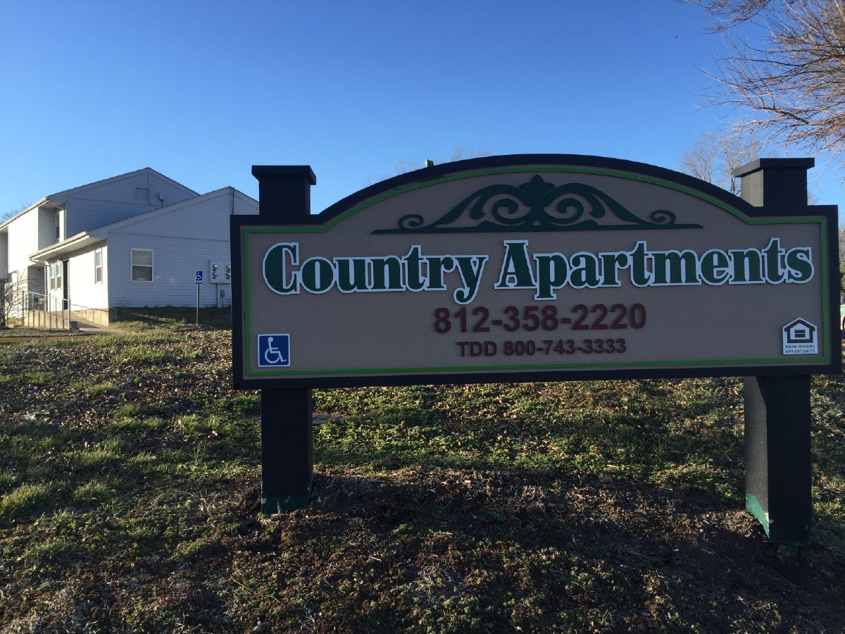 Image of Country Apartments in Brownstown, Indiana