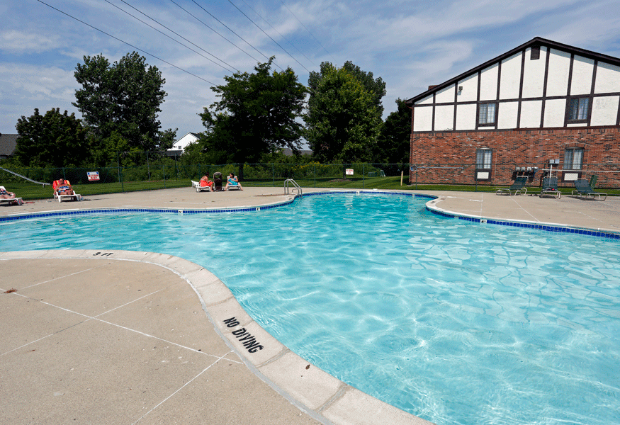 Image of Garfield Commons Apartments in Clinton, Indiana