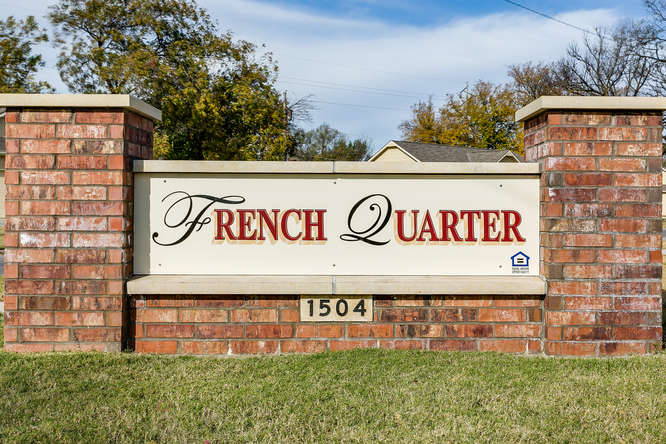 Image of French Quarter II in Wichita, Kansas