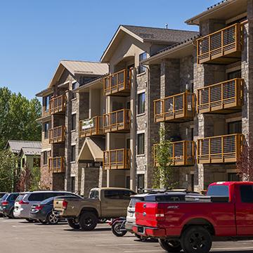 Image of Roaring Fork Apartments in Basalt, Colorado