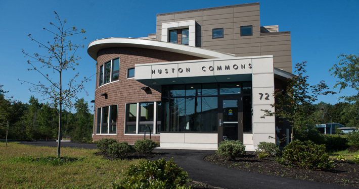 Image of Huston Commons