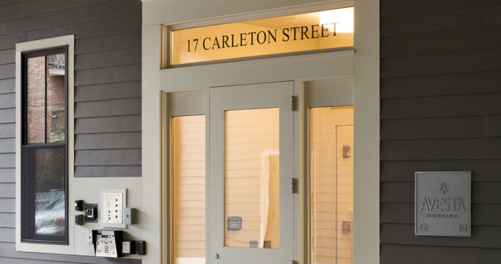 Image of Carleton Street Apartments in Portland, Maine