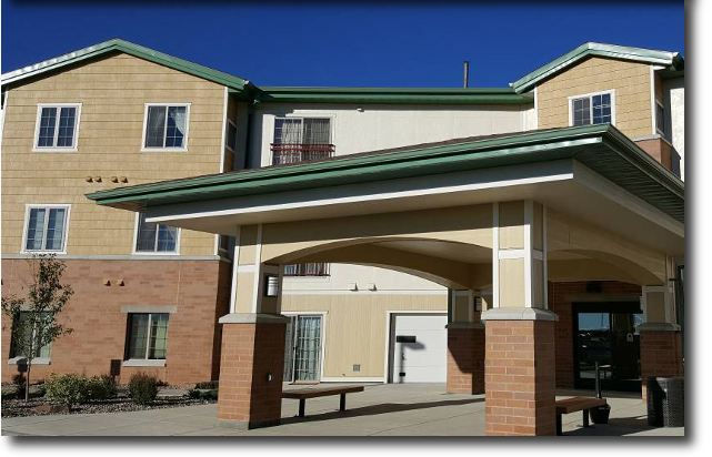 Image of Voyaguer Apartments in Great Falls, Montana