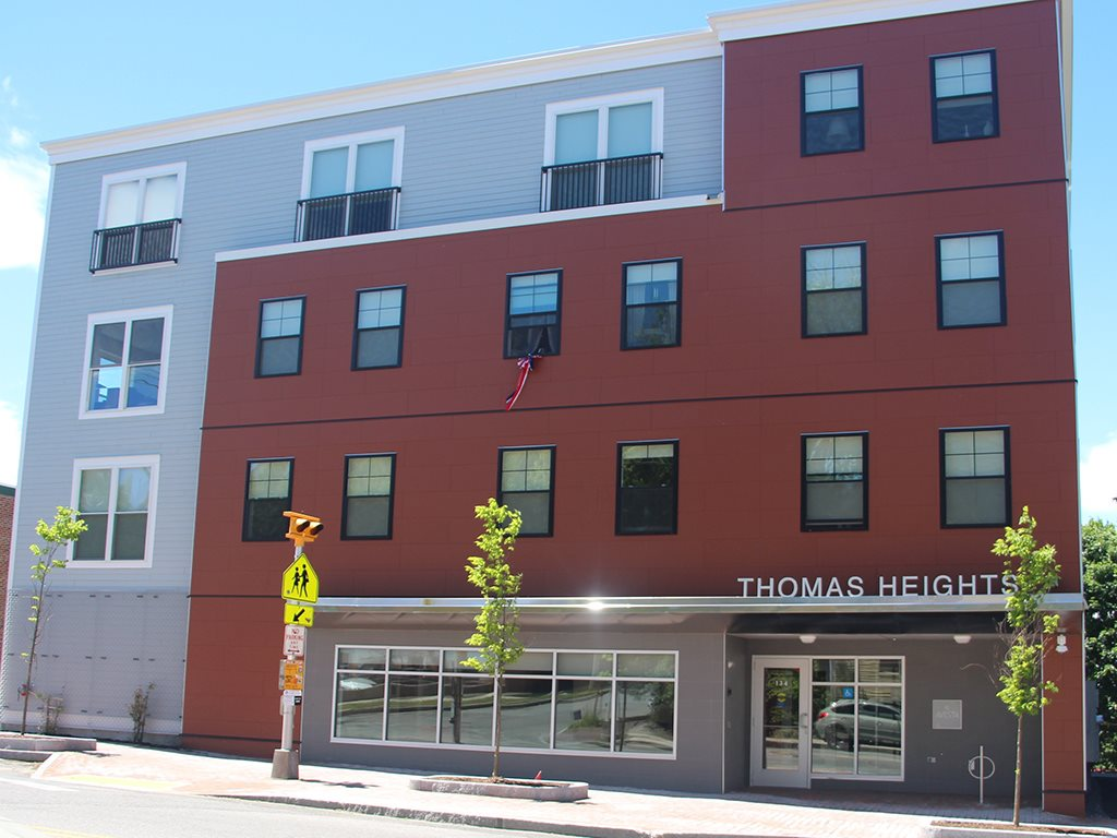 Image of Thomas Heights in Portland, Maine
