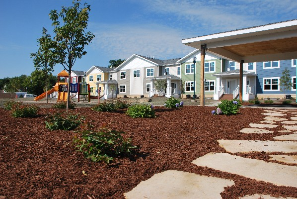Image of Park Row Crossing Townhomes