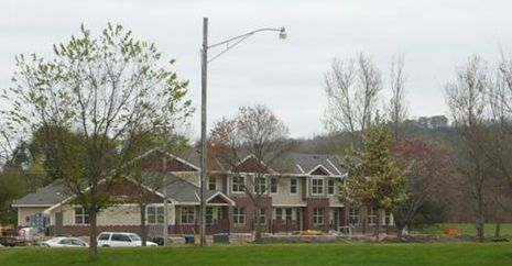 Image of Rush Creek Townhomes in Rushford, Minnesota