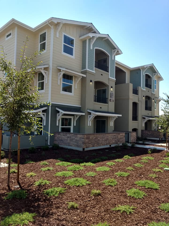 Image of Harvest Park Apartments in Gilroy, California