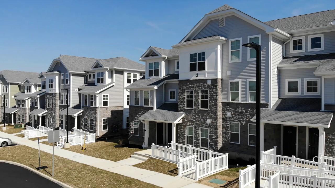 Image of Brittin Village in Pennsauken Township, New Jersey