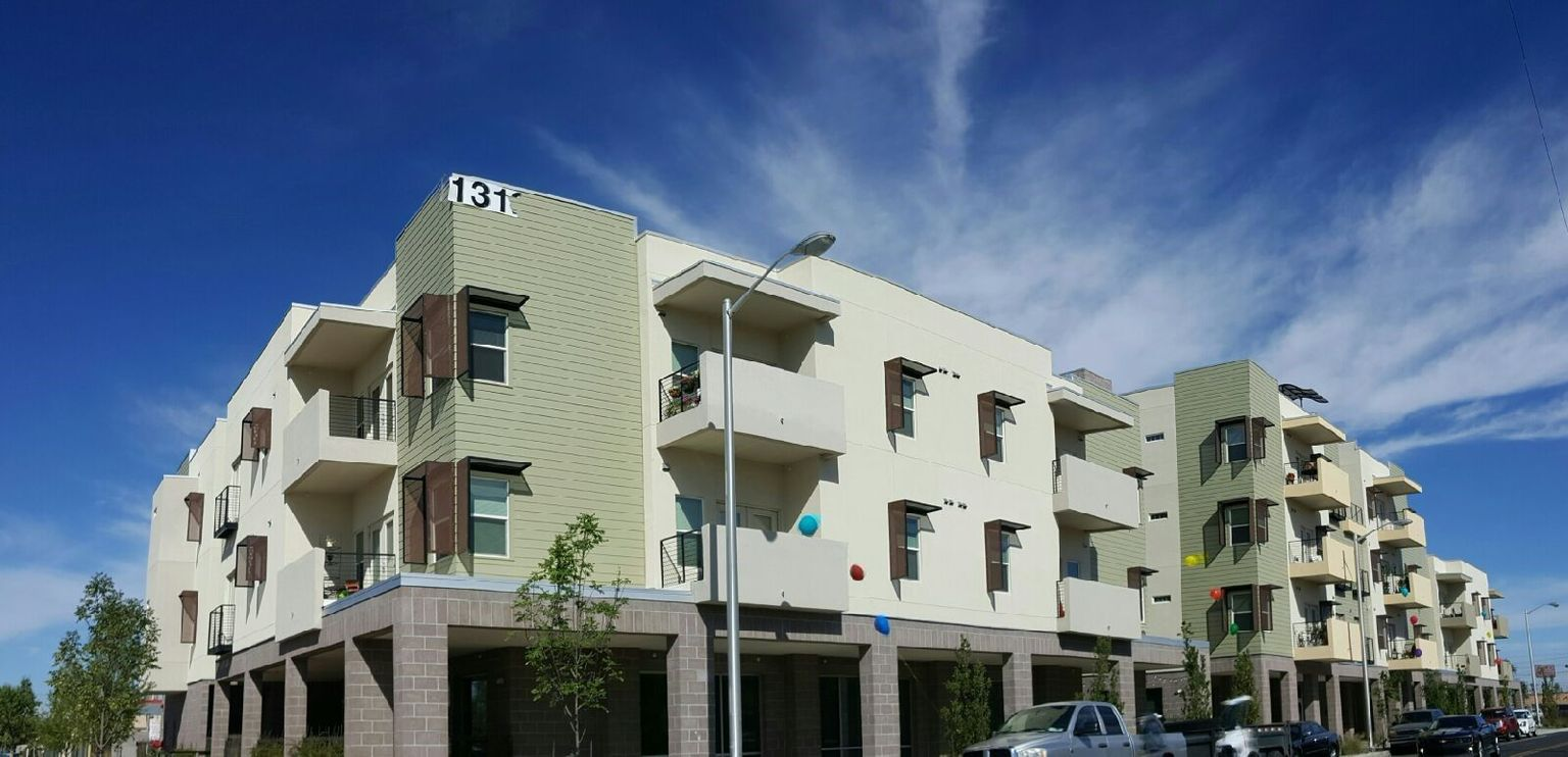 Image of Cuatro Apartments in Albuquerque, New Mexico
