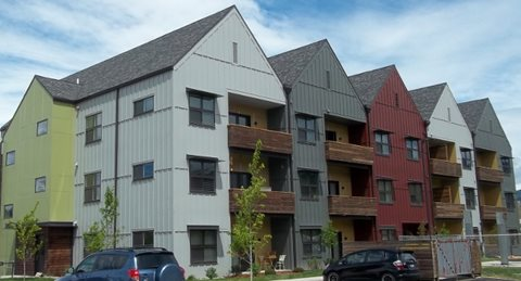 Image of Sweetgrass Commons Apartments in Missoula, Montana