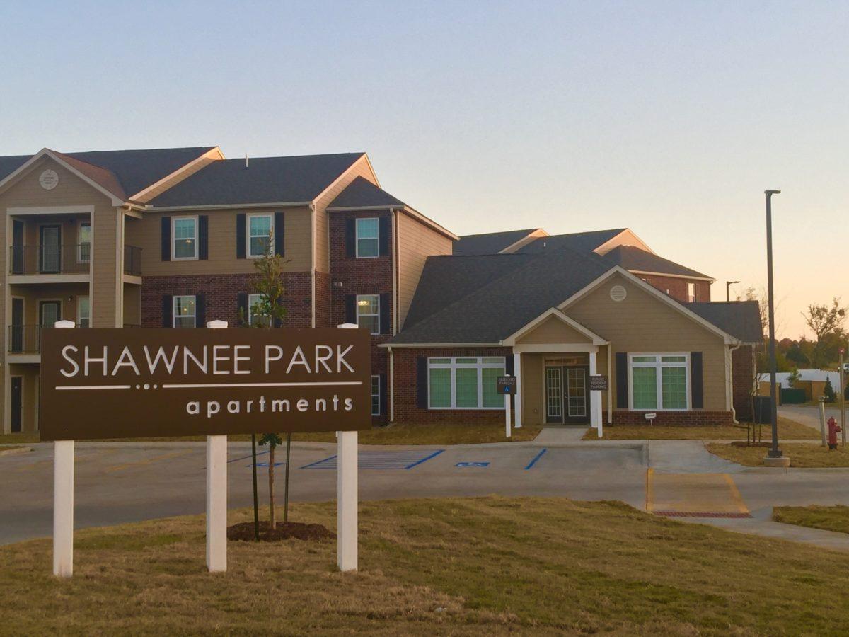 Image of Shawnee Park in Shawnee, Oklahoma
