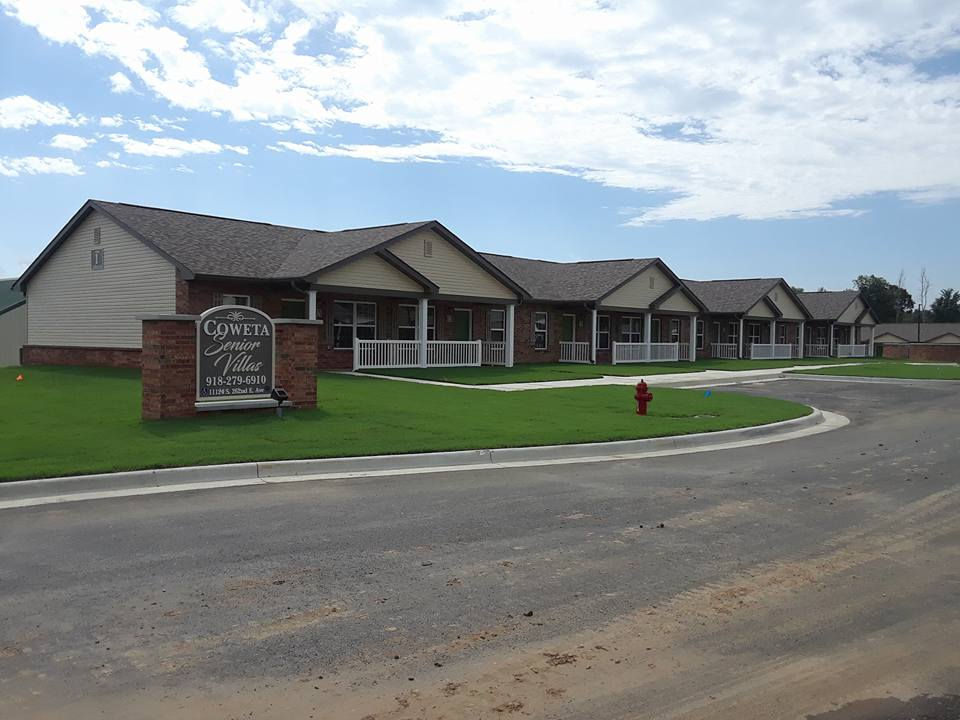 Image of Coweta Senior Villas in Coweta, Oklahoma