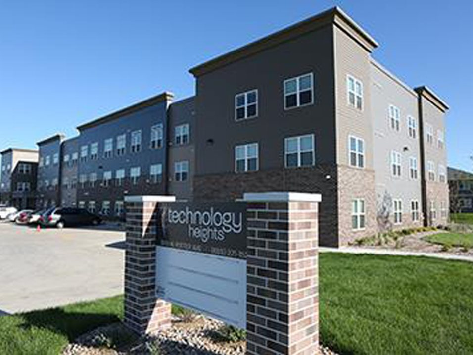 Image of Technology Heights Apartments in Sioux Falls, South Dakota