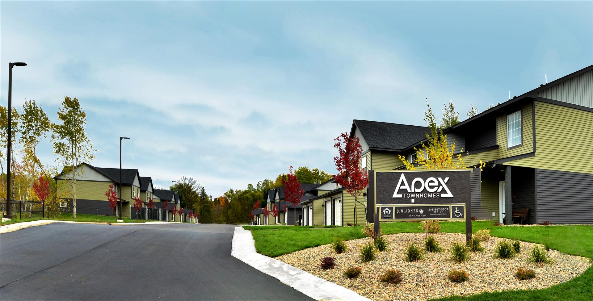 Image of Apex Townhomes in Detroit Lakes, Minnesota
