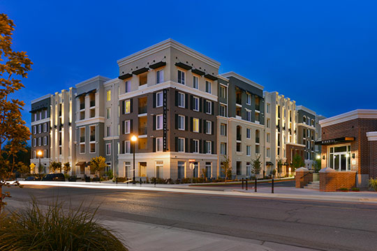 Image of Birkhill Apartment Homes Phase III in Murray, Utah