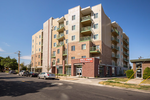 Image of Ball Park Apartments in Salt Lake, Utah
