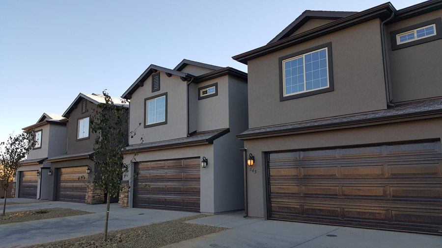 Image of Eagle View Townhomes in Richfield, Utah