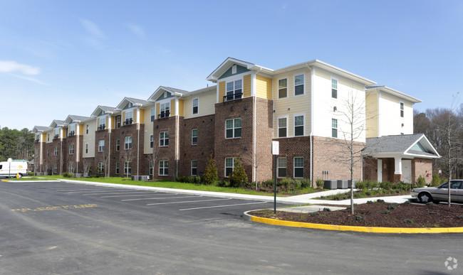 Image of Cavalier Senior Apartments in Petersburg, Virginia