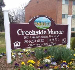 Image of Creekside Manor in Richmond, Virginia