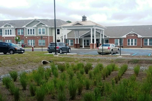 Image of 801 Main Street Senior Apartments in Newport News, Virginia
