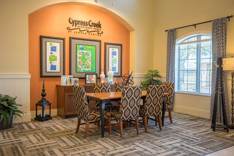 Image of Cypress Creek Apartment Homes at Joshua Station in Joshua, Texas
