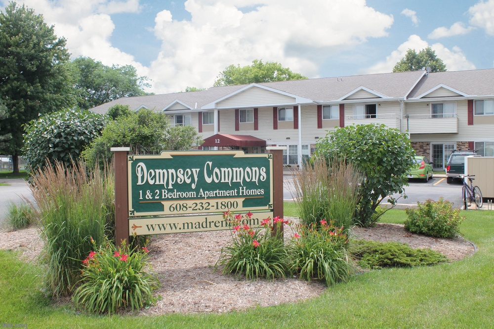 Image of Dempsey Commons in Madison, Wisconsin