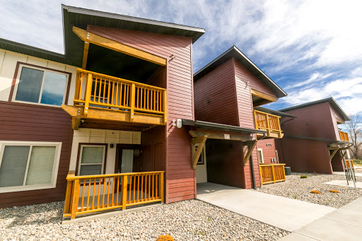 Image of Cedar Bluff Apartments in Cody, Wyoming