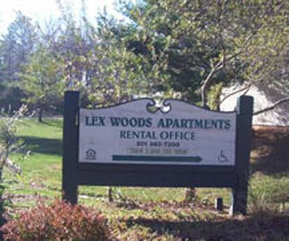 Image of Lex Woods Apartments in Lexington Park, Maryland