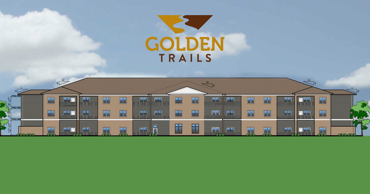 Image of Golden Trails