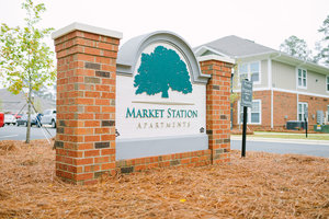 Image of Market Station in Thomasville, Georgia