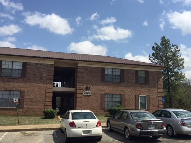 Image of Gibson House Apartments in Trenton, Tennessee