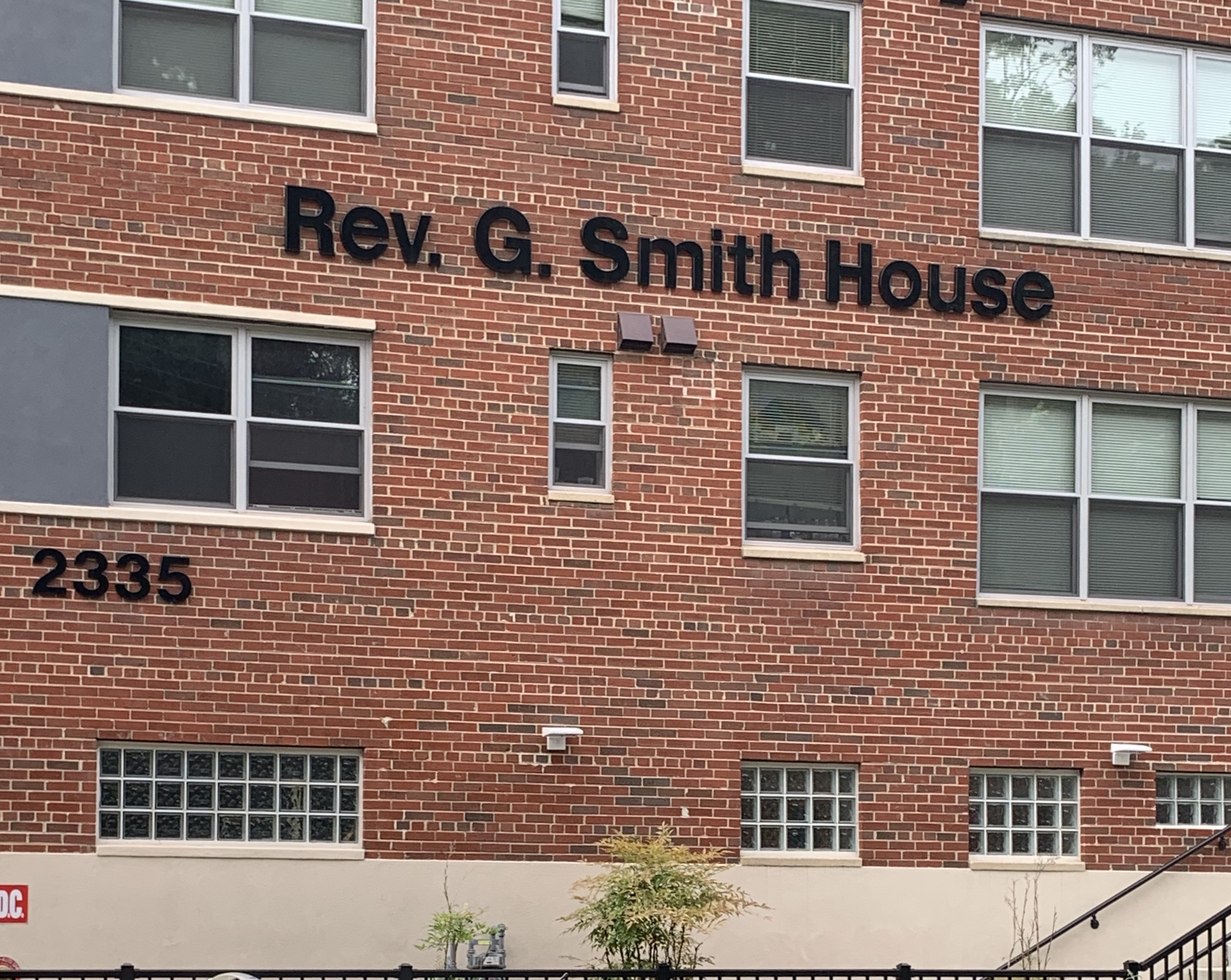 Image of Rev G Smith House