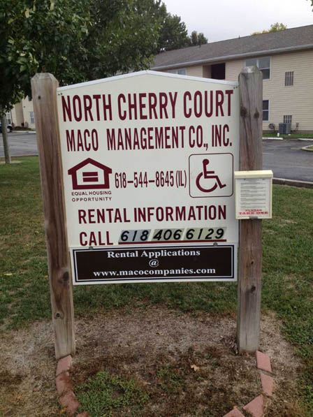 Image of North Cherry Court in Breese, Illinois