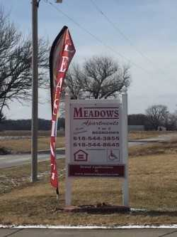 Image of Meadows Apartments in Robinson, Illinois