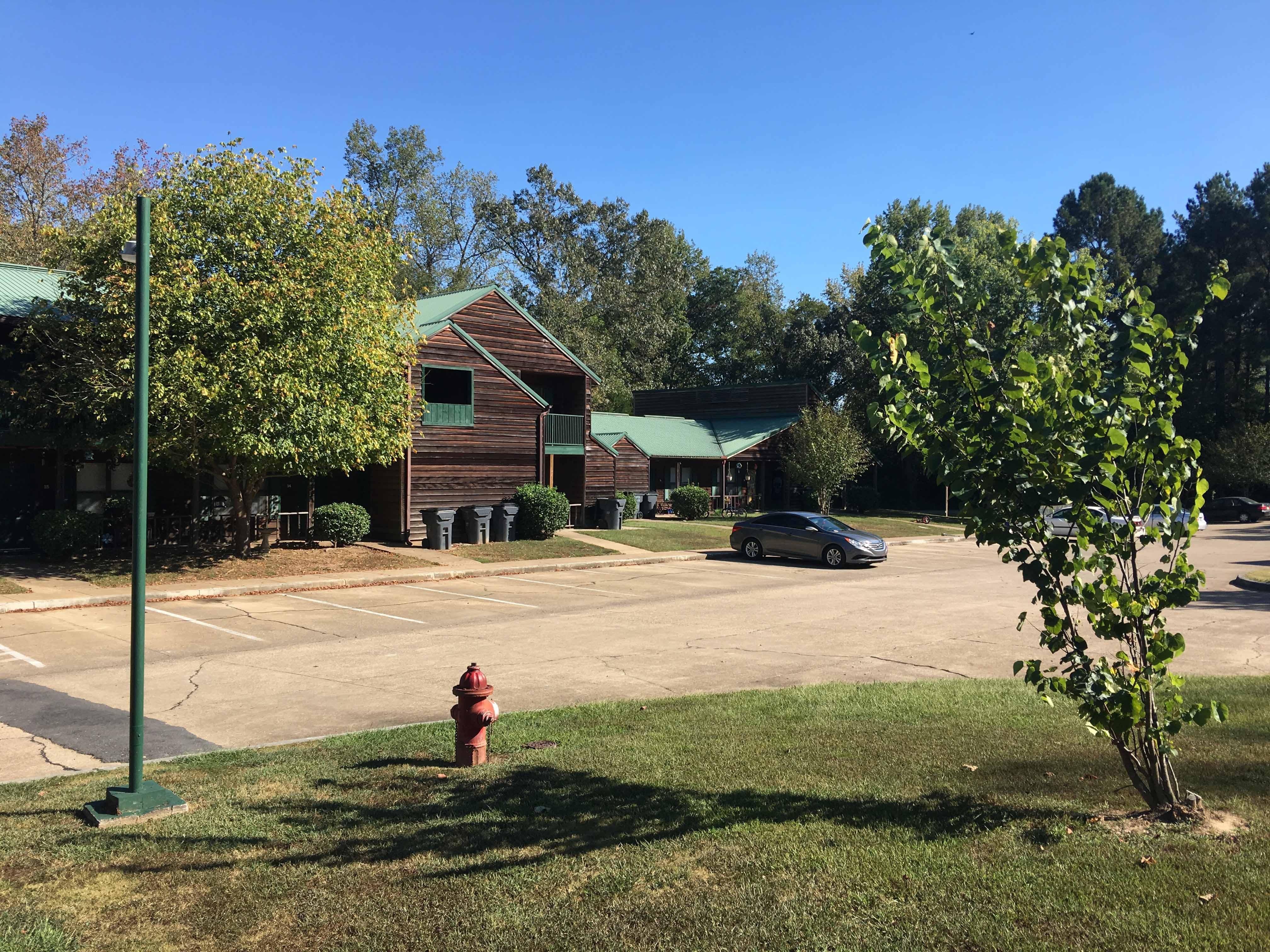Image of Timberland Apartments in Mountain Pine, Arkansas