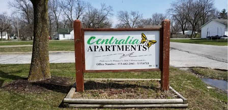 Image of Centralia Apartments in Centralia, Missouri